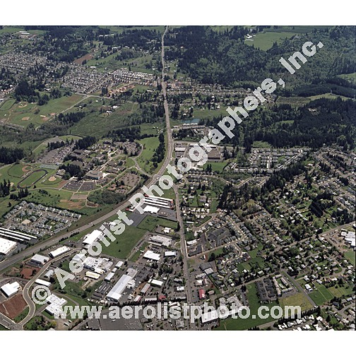 Oregon City 2005