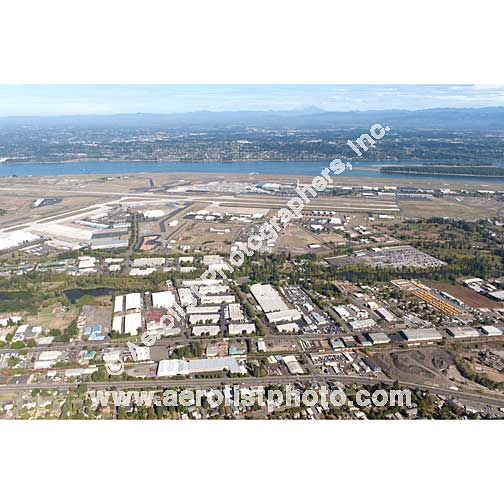 Portland - Airport 2014